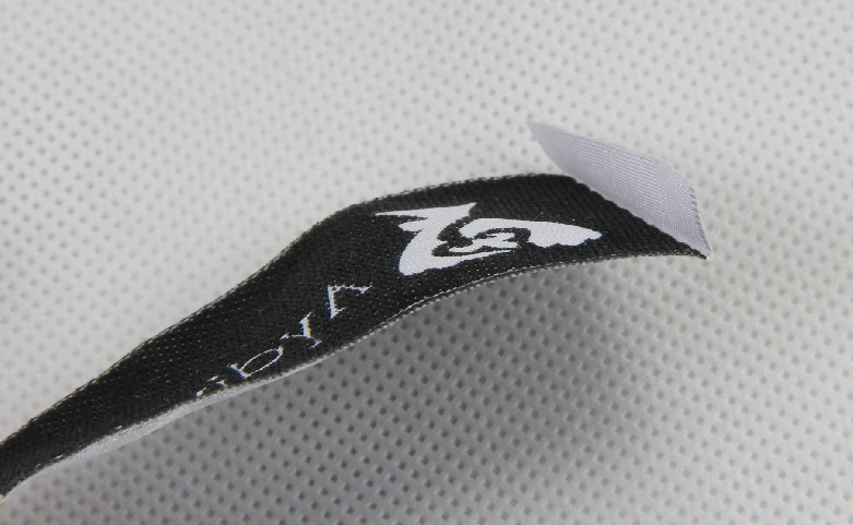Premium Woven Dress Neck Labels side