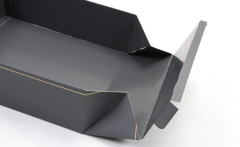Presentation Wine Glass Gift Boxes With Holders folding