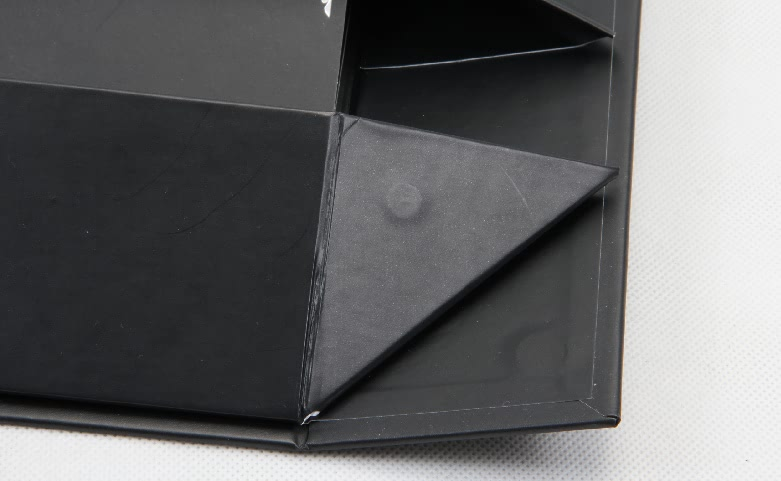 Square Folding Necktie Gift Boxes With Inserts detail