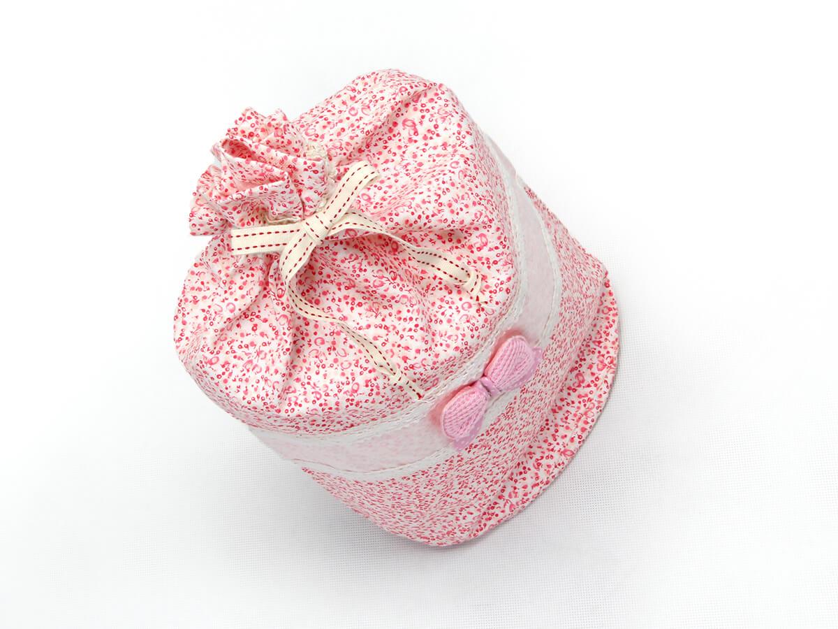 Bowknot Drawstring Underwear Bags Handle Display