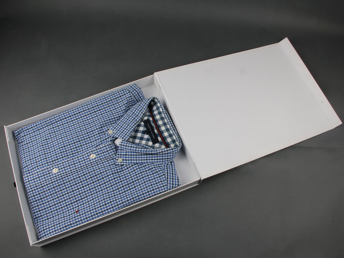 Brands Garment Shirt Boxes With Shirt