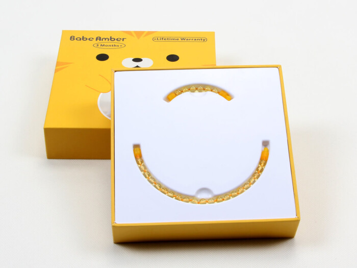 Children Jewelry Bracelet Packaging Boxes Lining Detail