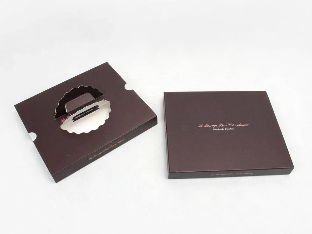 Chocolate Boxes Material
