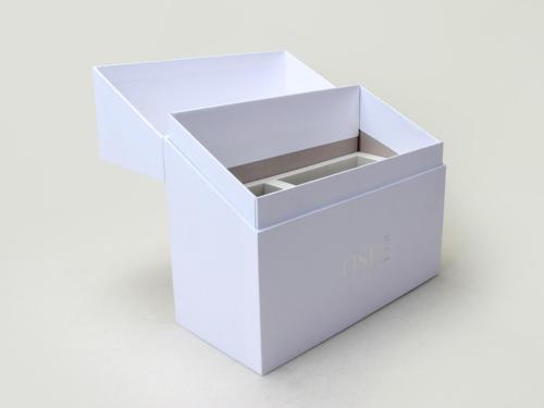 Cleansing Milk Packaging Boxes