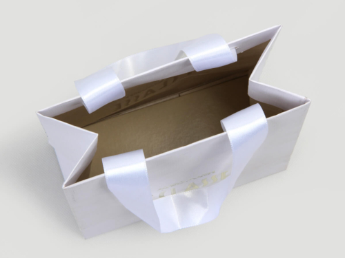 Cosmetic Make-up Shopping Paper Bags