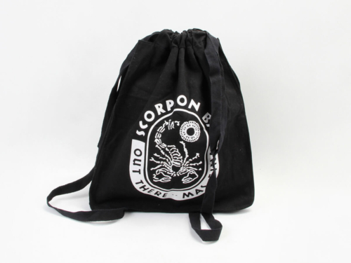 Cotton Drawstring Bags Rucksacks