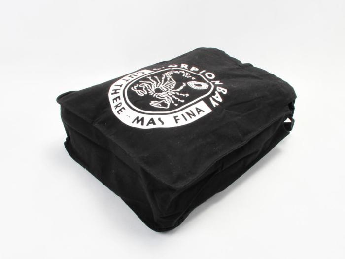 Cotton Drawstring Bags Rucksacks Bottom Detail