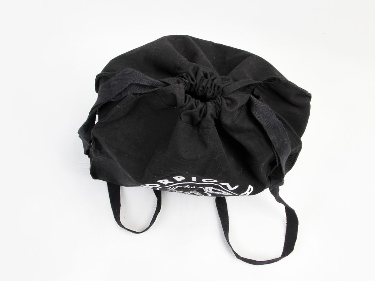 Cotton Drawstring Bags Rucksacks Material