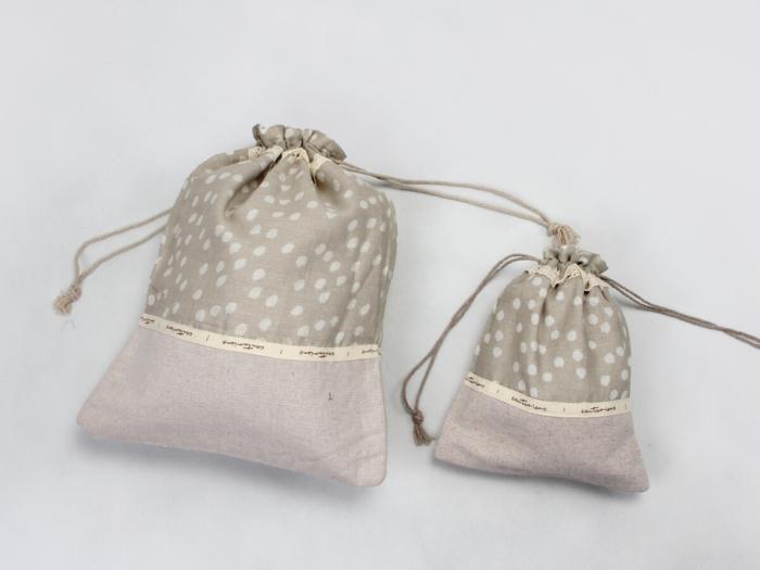 Cotton Underwear Bags Corner Display
