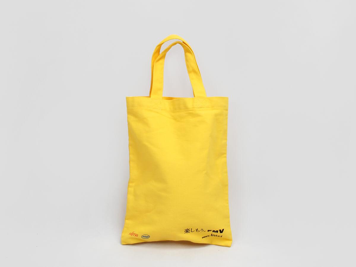 Cute Emoji Cotton Bags Back Material