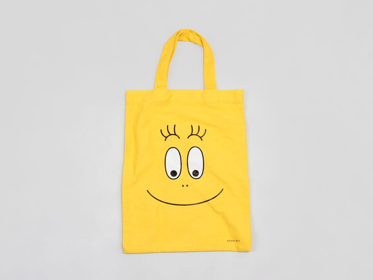 Cute Emoji Cotton Bags Display