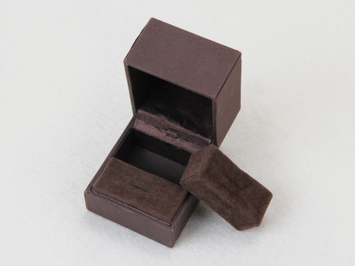 Double Lining Ring Packaging Boxes