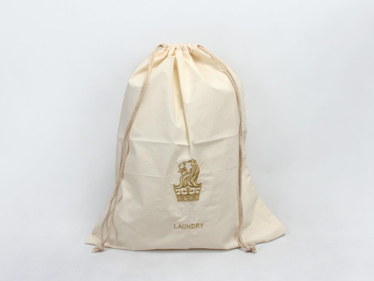 ECO-friendly Cotton Laundry Bags