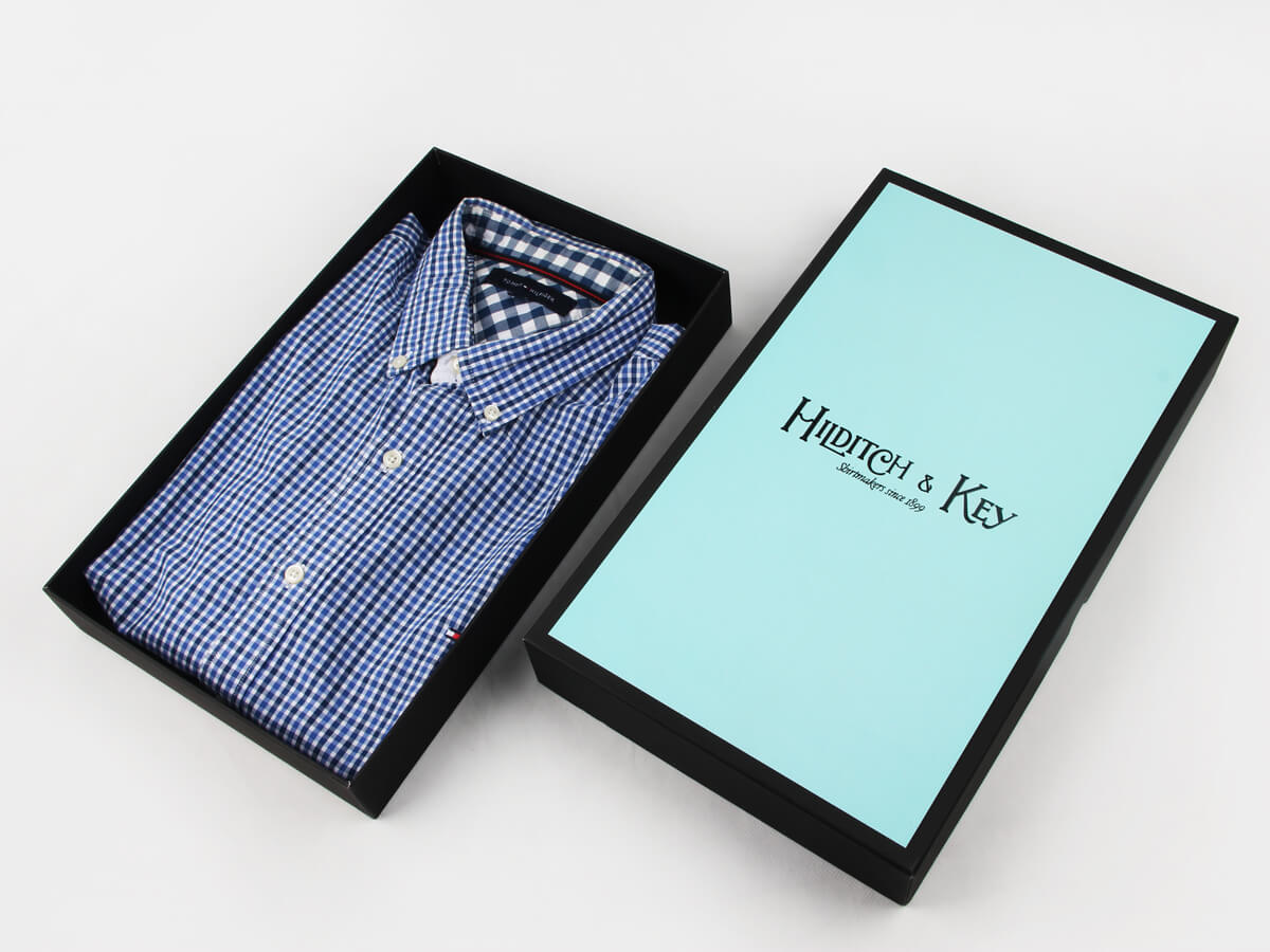 Fashion Simple Style Shirt Boxes