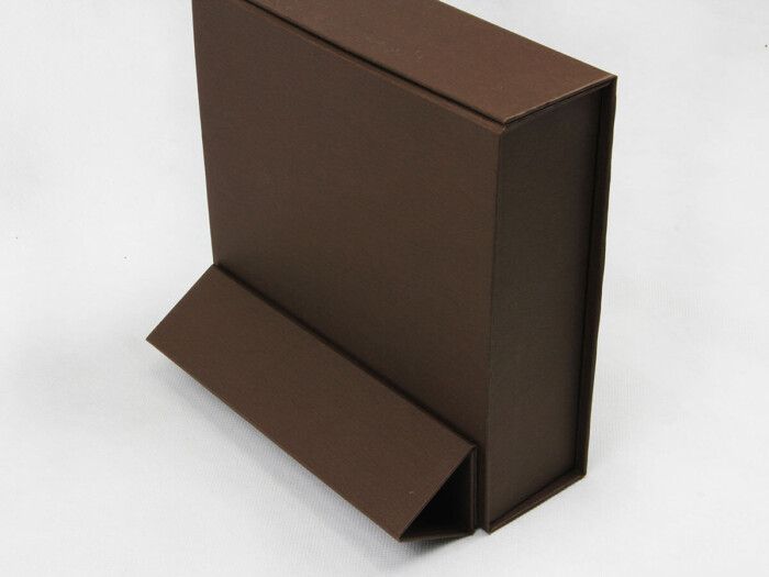 Folding Garment Paper Boxes Stand Way