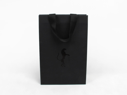 Garment Suit Shopping Paper Bags