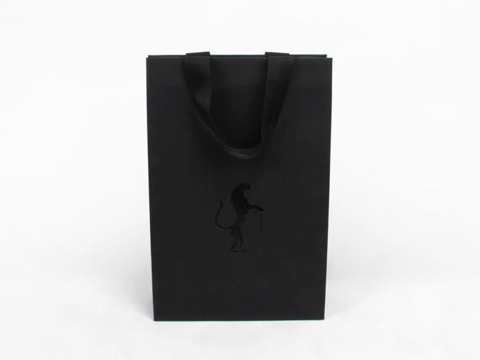 Garment Suit Shopping Paper Bags