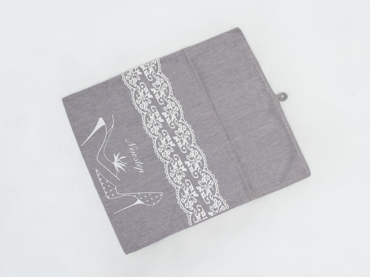 High Heels Women Shoe Bags Printed Technique