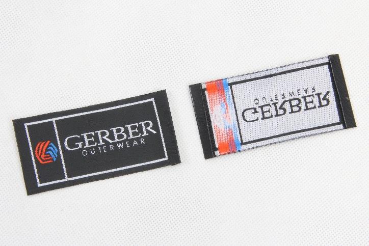 High-end Uniform Garment Woven Labels