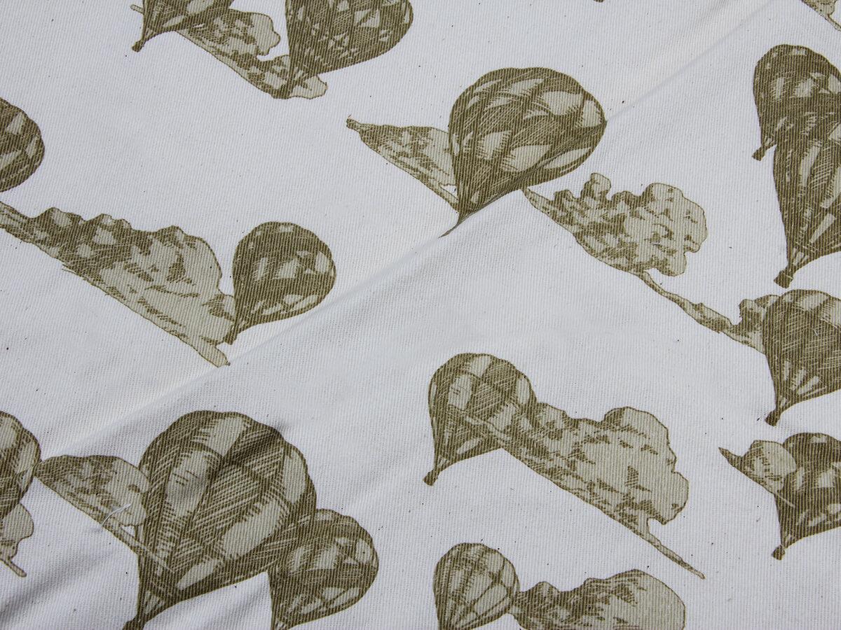 Hot Balloon Cotton Handle Bags LOGO Technique