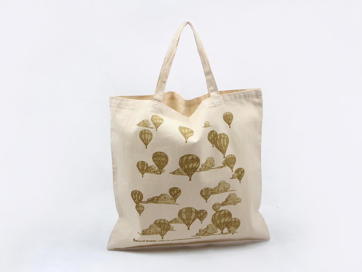 Hot Balloon Cotton Handle Bags