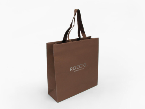 Kraft Paper Bags Accessory Shopping Paper Bags