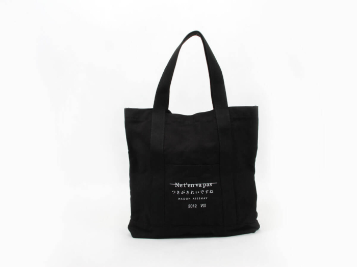 Long Hem Canvas Handle Bags