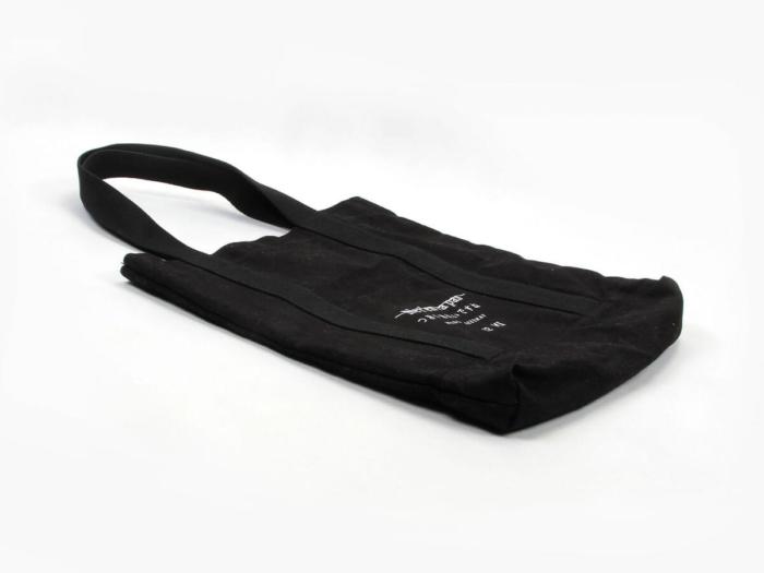 Long Hem Canvas Handle Bags Corner