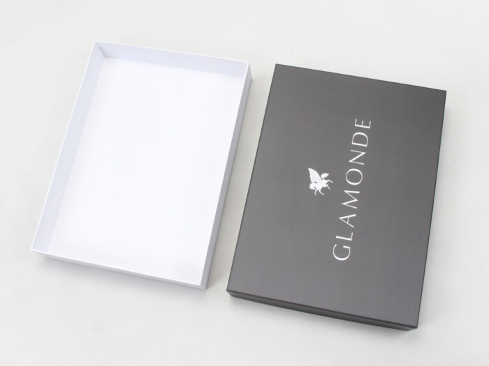 Luxury Bedding Packaging Boxes Lid and Base