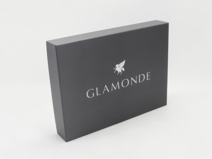Luxury Bedding Packaging Boxes Side Display