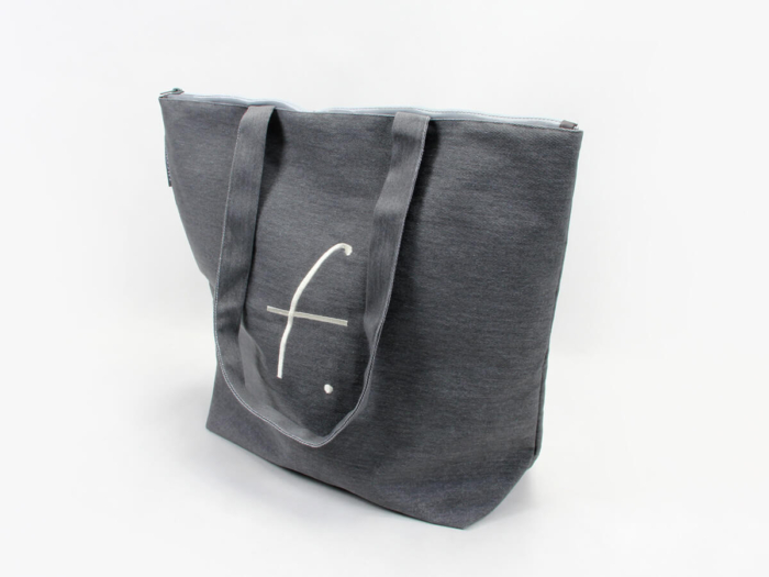 Luxury Canvas Tote Handle Bags