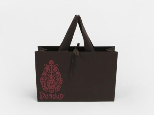 Luxury Fashion Garment Shopping Paper Bags