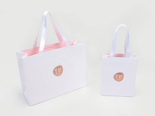 Luxury Jewelry Shopping Paper Bags