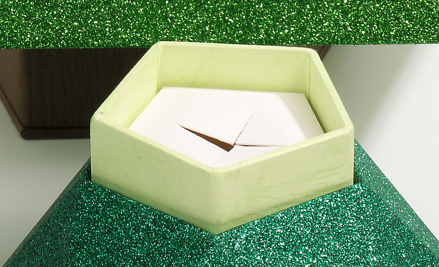 Original Christmas Tree Chocolate Packaging Boxes Lining Material