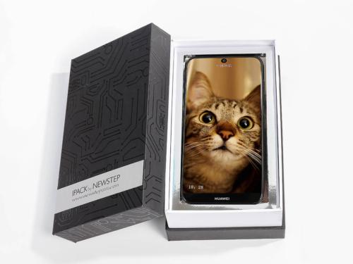 Original Desgine Mobile Phone Packaging Boxes