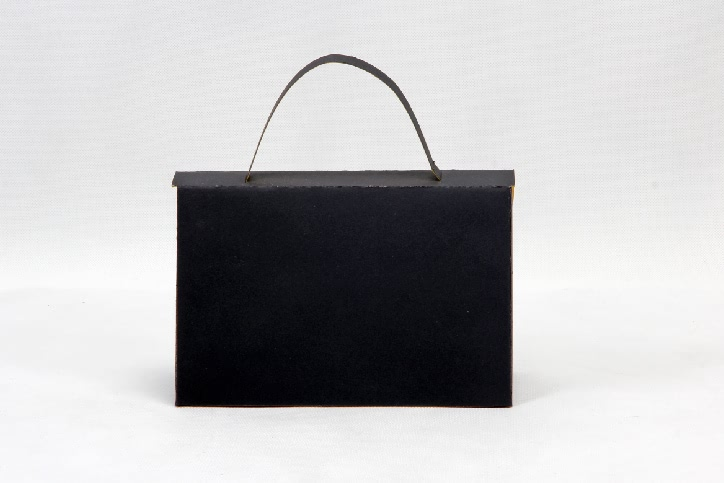 Original Designed Gift Paper Bags Set back