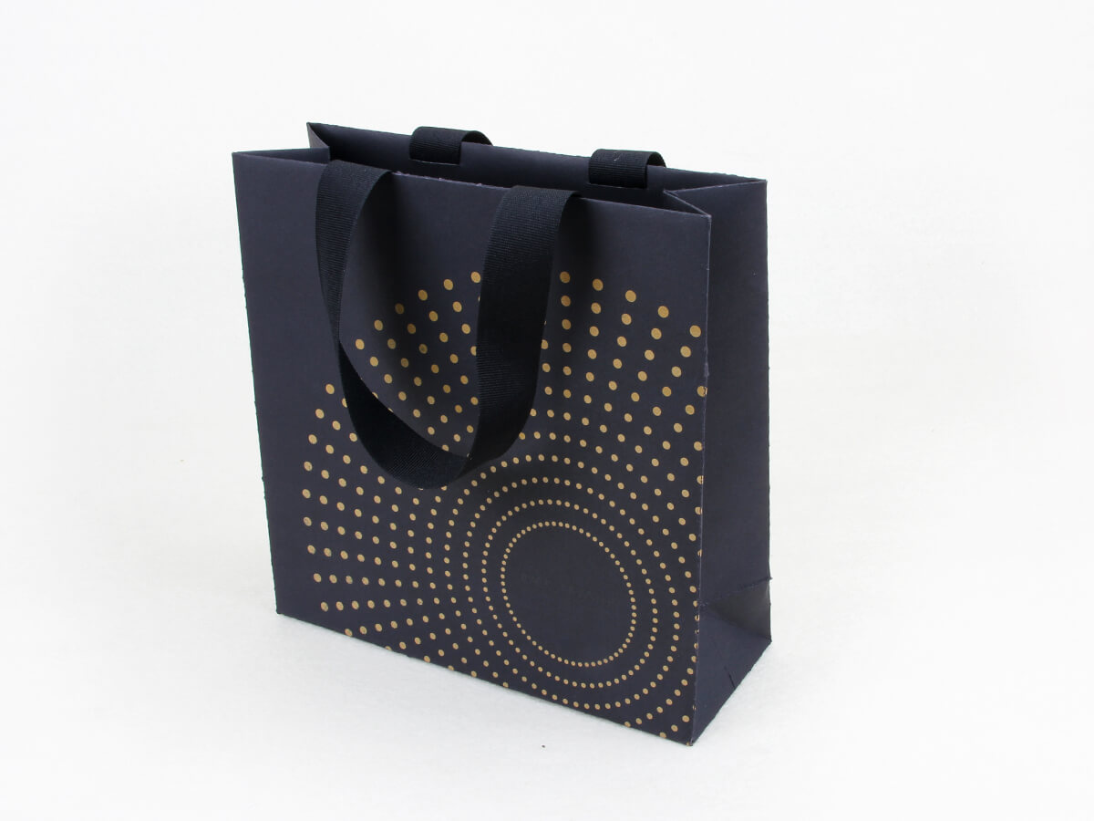 Original Electronic Product Shopping Paper Bags Material