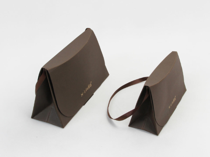 Original Individuality Brown Paper Carry Gift Bags