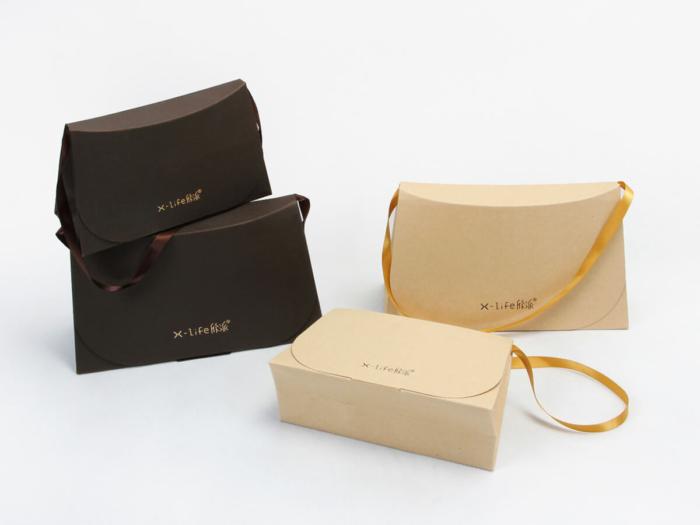 Original Individuality Custom Paper Carry Gift Bags