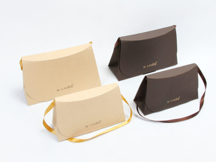 Original Individuality Custom Paper Carry Gift Bags Display