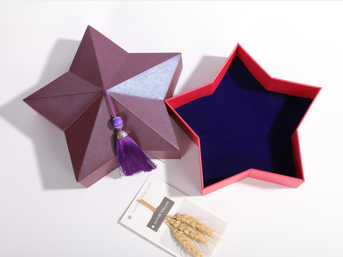 Original Starfish Jewellery Packaging Boxes Lid and Base