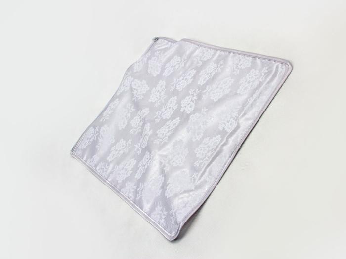 PVC Bra Underwear Bags Side Detail