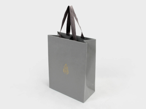 Premium Casual Garment Shopping Bags