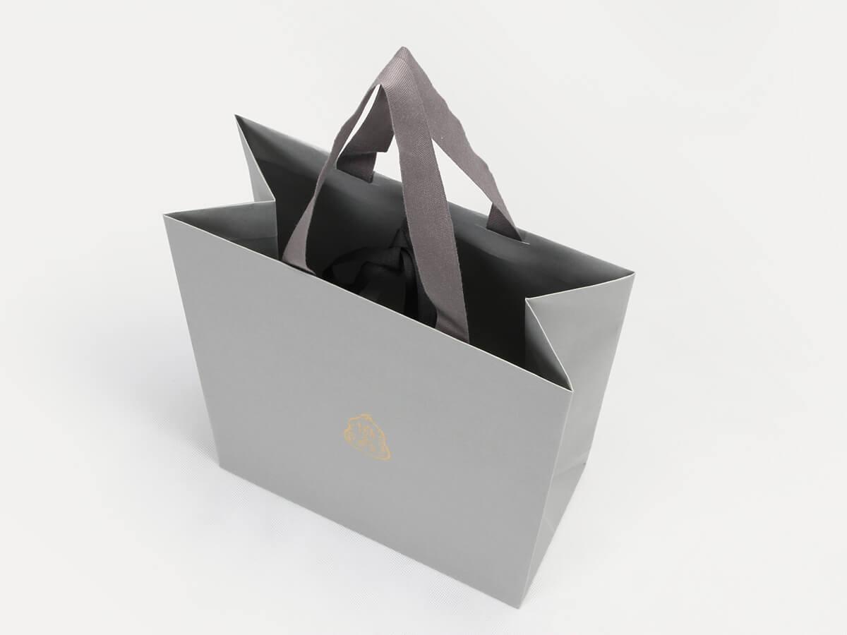 Premium Casual Garment Shopping Bags Technique