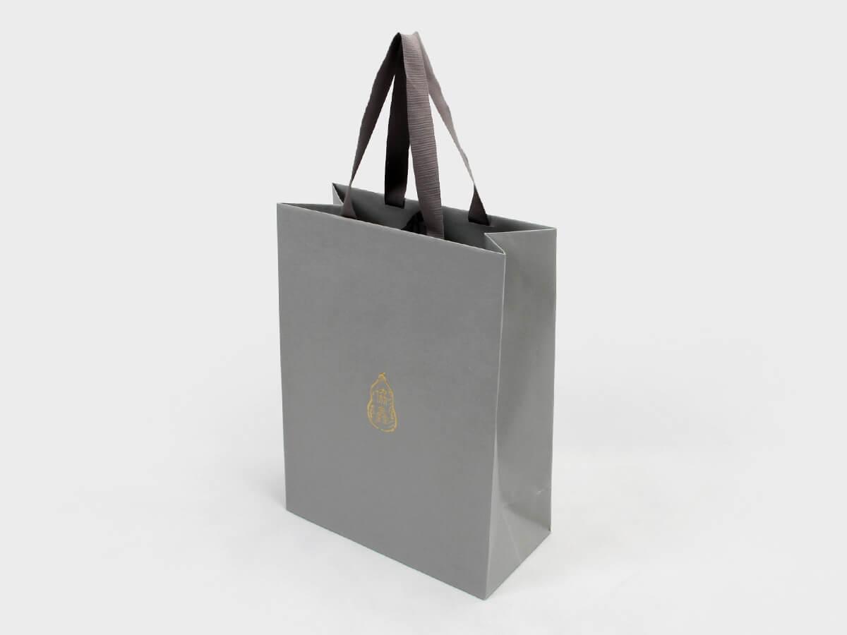 Premium Casual Garment Shopping Bags