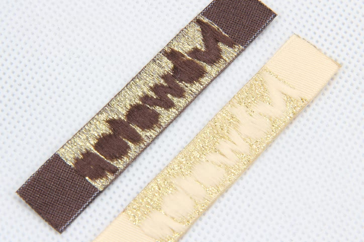 Premium Fabric Woven Sewing Labels Set back