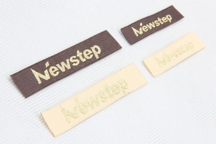 Premium Fabric Woven Sewing Labels Set style
