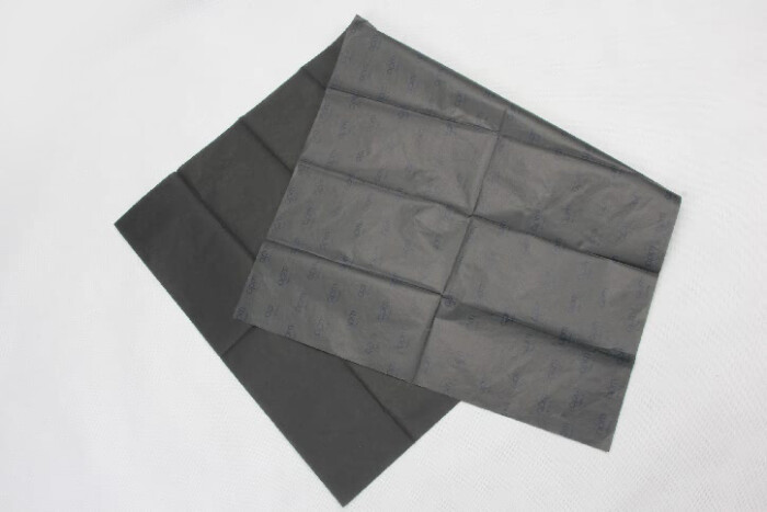 Premium Matte Printed Wrapping Paper detail