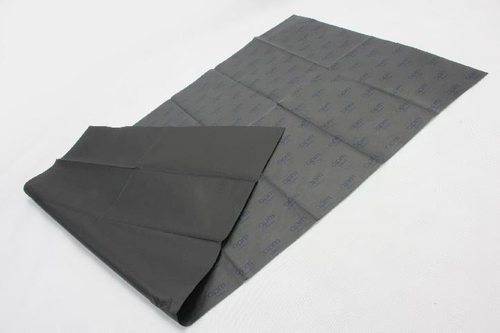Premium Matte Printed Wrapping Paper folding