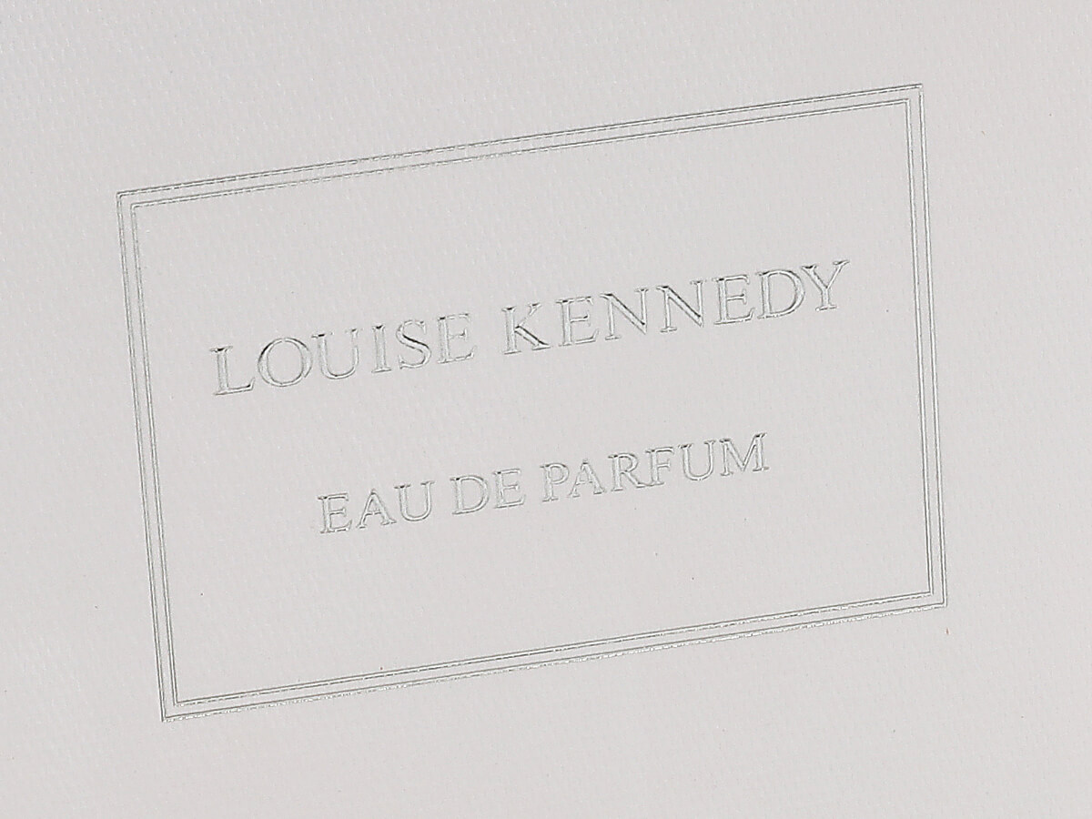 Premium Perfume Packaging Boxes LOGO Technique